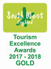 Gold Tourism Award 2017-18