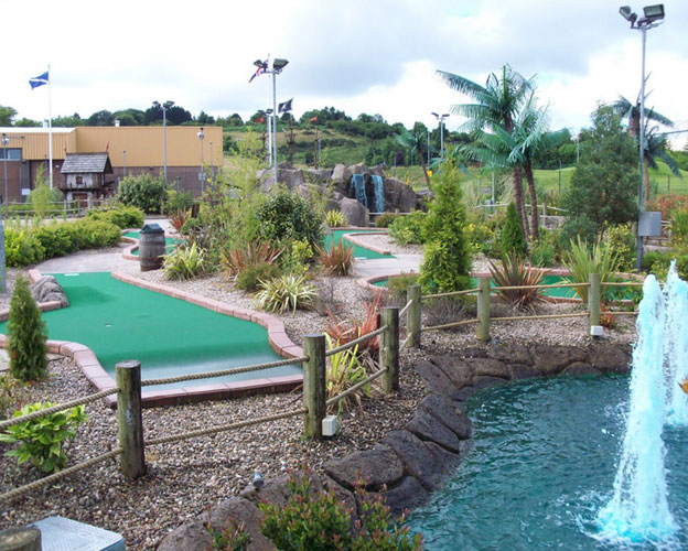 Pirate Adventure Golf
