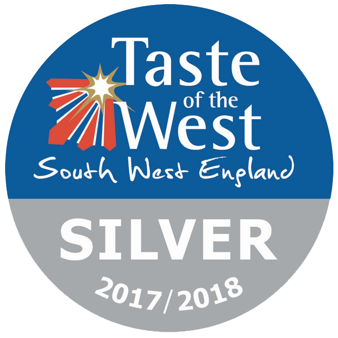 Taste of the West Silver Award 2017-18