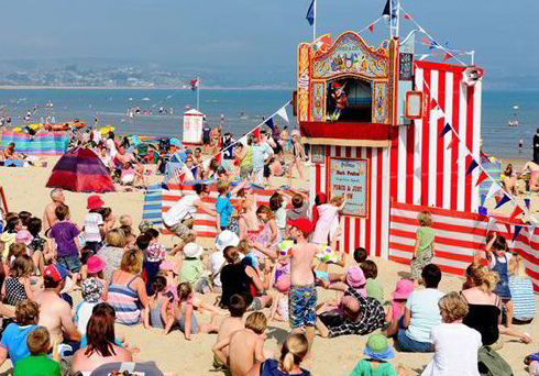 Find Out More About The Weymouth Beach Here